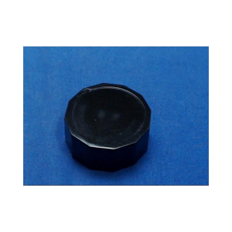 Knebel Universal ø 55,2mm schwarz ohne Adapter/Symbol